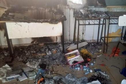 Centro Espírita de Rondonópolis foi incendiado por vândalos