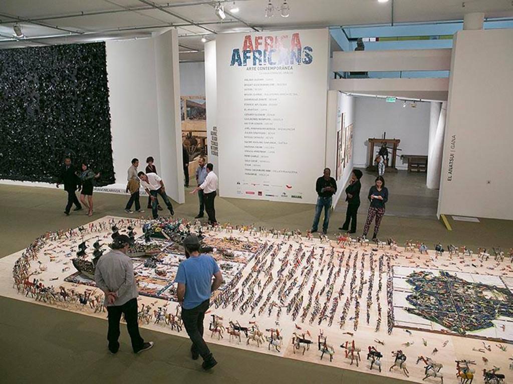 Foto: André Velozo/Museu Afro Brasil Maior exposição sobre o tema funciona até dia 30 com entrada gratuita ao público