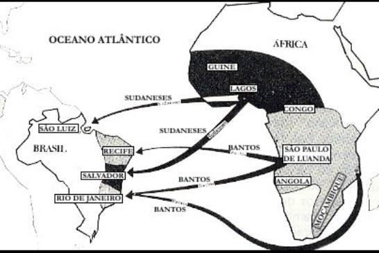 """A herança religiosa da """"Mãe África"""""""