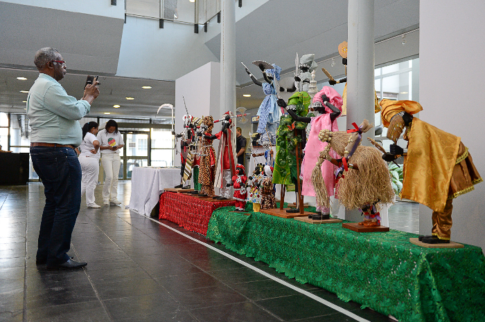 As Nações no Rio Grande / Foto Josiele Silva / As Nações no Rio Grande