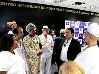 Delegado Luciano Inácio irá investigar crimes motivados por intolerância religiosa em Mato Grosso (Foto: Lenine Martins/Sesp-MT)