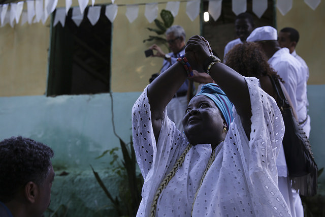 A Constituição Federal assegura o livre exercício do culto religioso (Foto: Ascom/MinC)