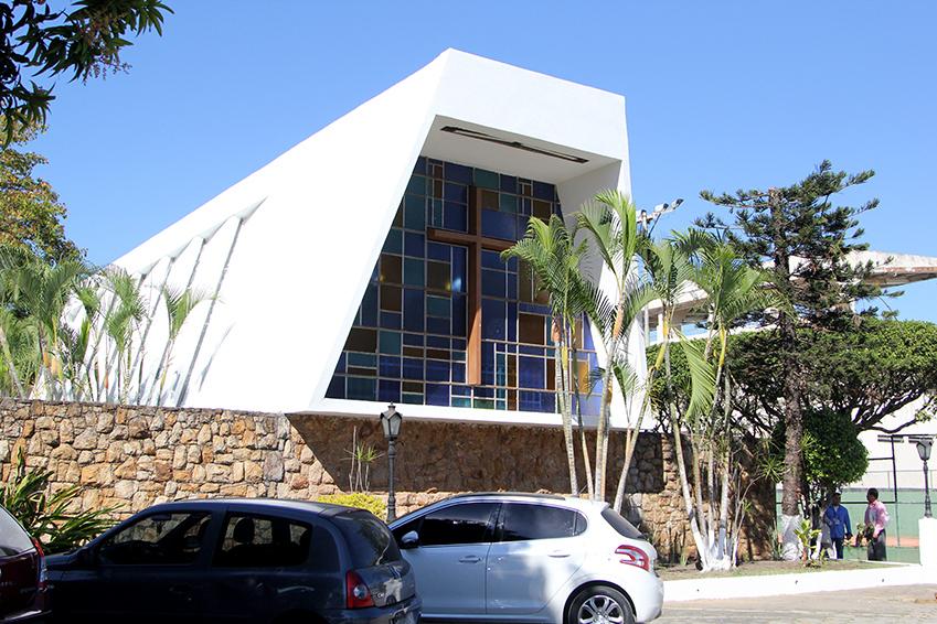 Capela de Nossa Senhora das Vitórias (Paulo Fernandes/Vasco.com.br)