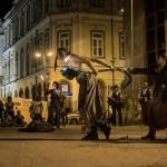 """Premiada peça itinerante """"Panidrom"""" na Praça XV"""