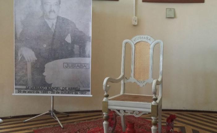 Devolvida ao Terreiro Mokambo, cadeira de Jubiabá vai passar por desenergização