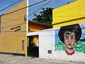 Espaço Cultural dos Alagados, onde também terá programação (Foto: Divulgação)