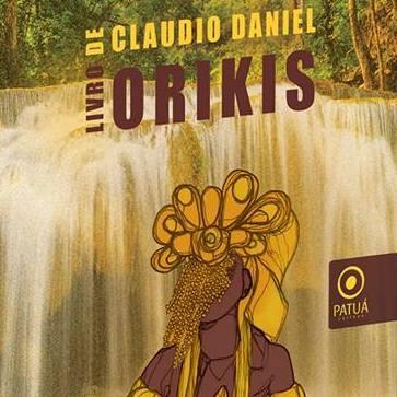 Capa do Livro de Orikis