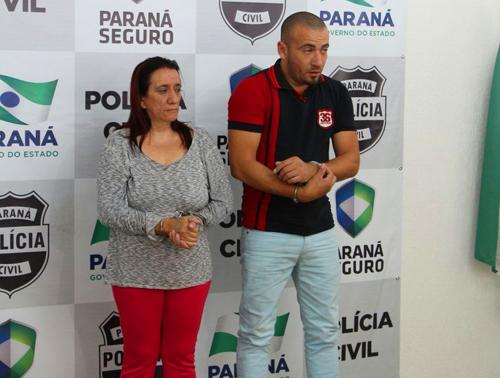 A dupla foi presa em flagrante com R$ 12 mil. Foto: Átila Alberti