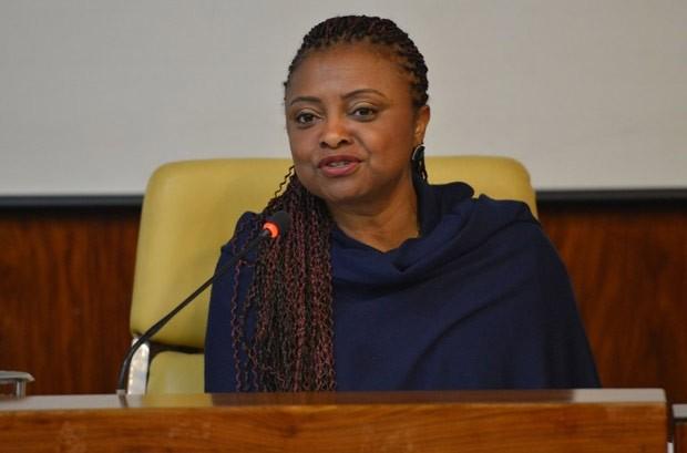 Nilma Lino foi reitora da Universidade da Integração Internacional da Lusofonia Afro-Brasileira. (Foto: Divulgação/Presidência da República)