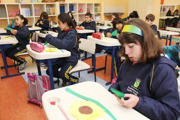 Plano Nacional de Educação traça diretrizes, metas e estratégias para a política educacional dos próximos anos (Foto:Diego Barros/PMSA)