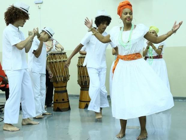 Festival quer conscientizar a população sobre os problemas do preconceito racial (Foto: Roberto Furlan/Ascom/Prefeitura Maringá)