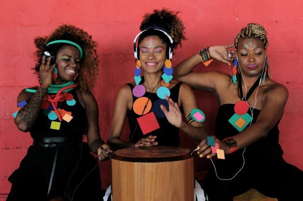 Grupo é composto por cantoras e promove uma série de atividades | Foto: Mariana Alves / Divulgação / CP