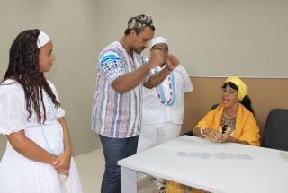 Foto: Adailson Calheiros Grupos ligados às religiões afro-brasileiras convocam ato para amanhã em frente à sede do Ministério Público Estadual, no Barro Duro