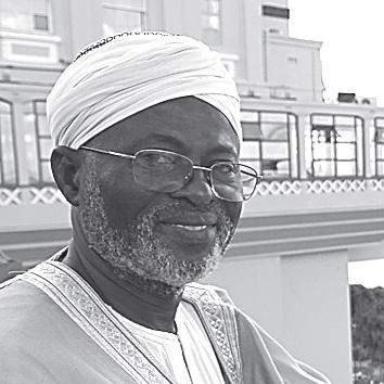 O sheik Abdul Hameed Ahmad(Foto: Marina Silva)