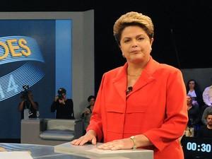 Presidente Dilma Roussef (Foto: Alenxandre Durão / G1)