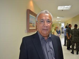 Governador Jackson Barreto (Foto: Tássio Andrade / G1)