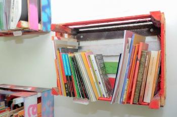 Leonardo Silveira Espaço tem o objetivo de promover a leitura entre os jovens