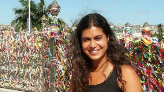 Image copyrightMalika ShahImage captionMalika Shah é uma das blogueiras do 'Para Inglês Ver'