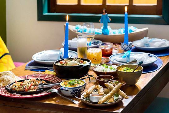 Restaurante celebra Iemanjá com banquete compartilhado