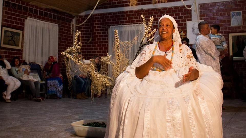 ReproduçãoFoto de um dos locais de expressão da cultura afro-brasileira em Curitiba.