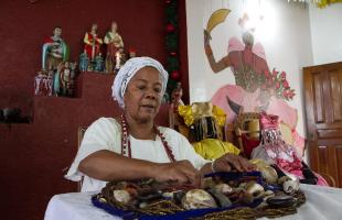 Mãe Cecília (Marcos Leandro/Tribuna Araraquara)