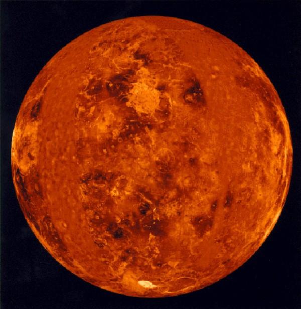 Vênus é o planeta do amor