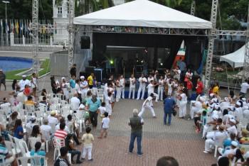 """Izabelle Targino/Alagoas24horas Fim da Intolerância: lideranças celebram 104 anos do """"Quebra do Xangô"""""""