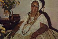 Mãe Menininha Jurema Oliveira / Wikimmedia Commons / CC