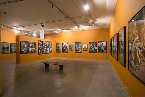 Mais de 100 obras da coleção da instituição podem ser visualizadas virtualmente