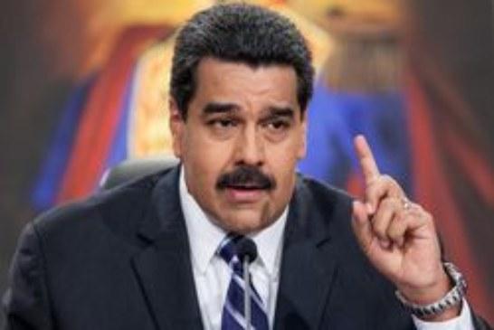 """Maduro diz que Jesus, Alá e Iyemanjá são """"o mesmo Deus"""""""