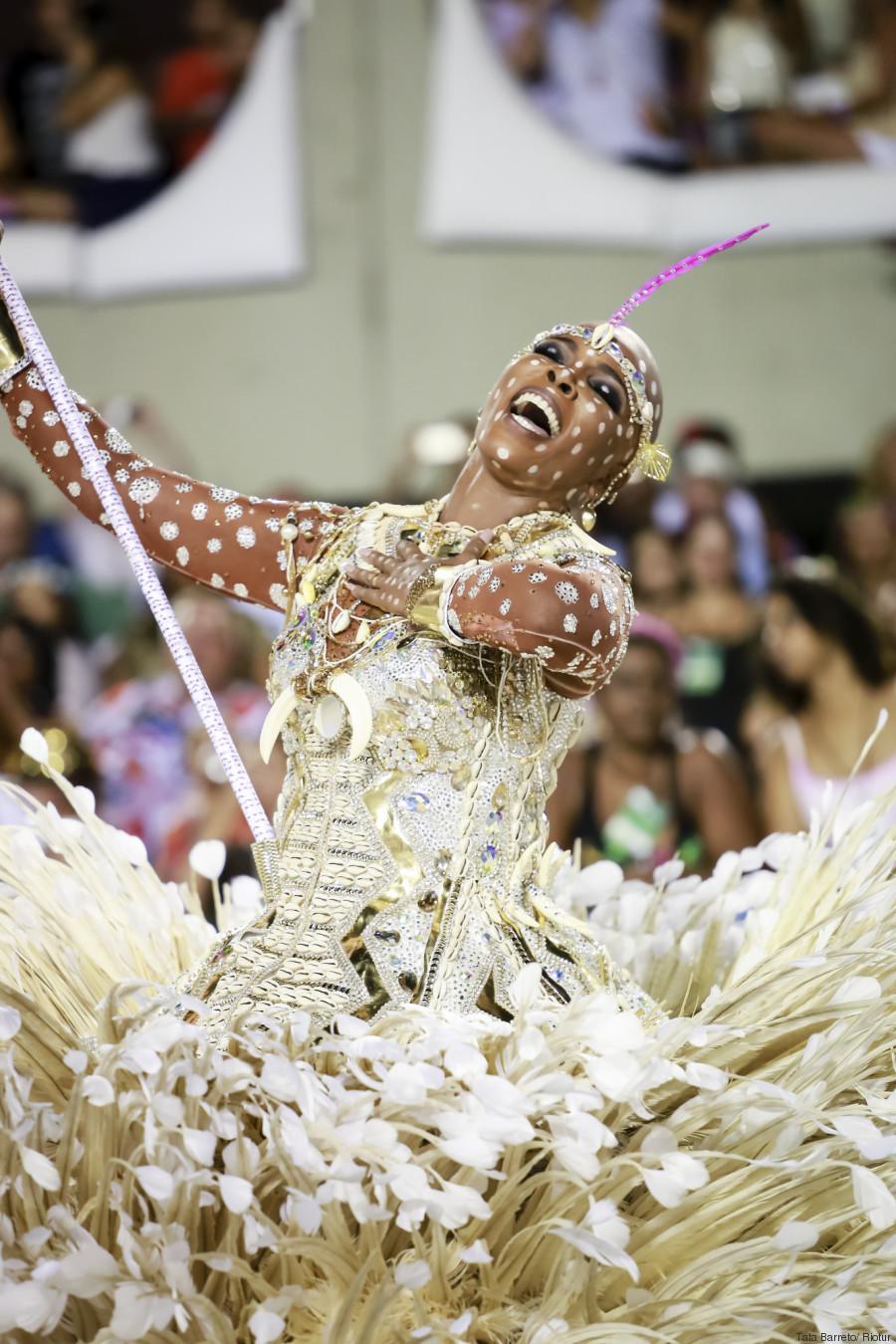 Rio de Janeiro, 08/02/2016 Desfile na | at Sapucaí – Grupo Especial Foto | Photo: Tata Barreto| Riotur