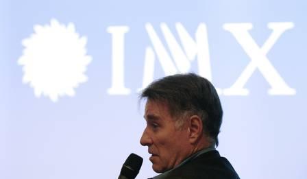 O símbolo das empresas: sol inca como logomarca Foto: SERGIO MORAES / REUTERS