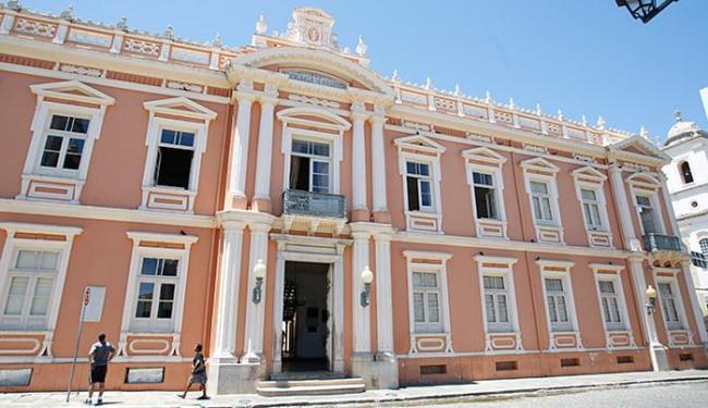 Raul Spinassé | Ag. A TARDE Museu Afro-brasileiro funciona no Terreiro de Jesus
