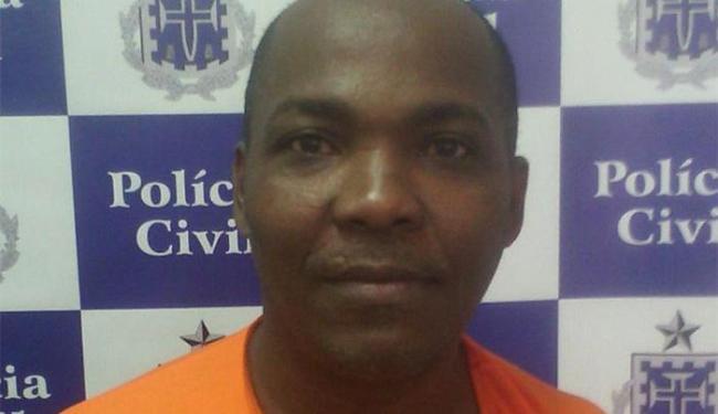 Divulgação l Polícia Civil Pai Sales de Oxum foi detido na terça-feira, 1º, em Mussurunga, por força de mandado de prisão