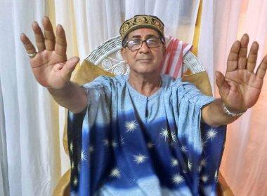 Pai Carlos de Xangô | Foto: Reprodução/ Facebook