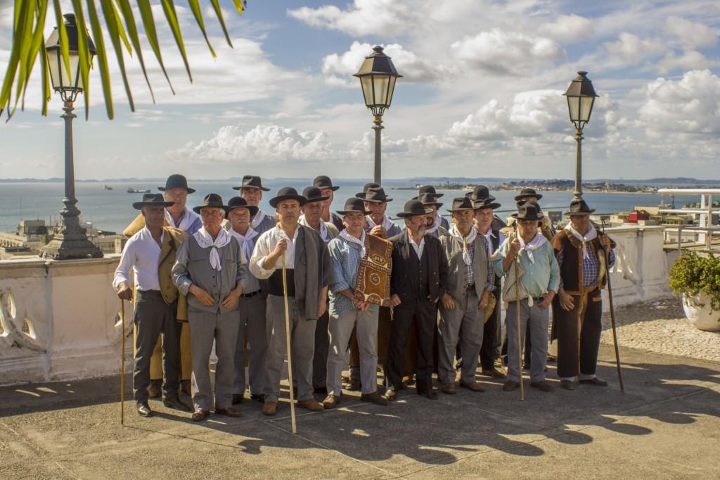 Os cantadores em Salvador da BahiaB3B, LDA.
