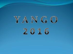 YANGO 2016