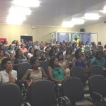 Encontro de professores debate cultura afro-brasileira em Vila Bela