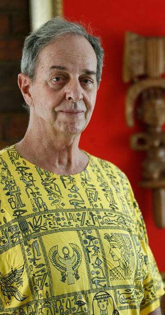 Adilton Venegeroles l Ag. A TARDE Marco Aurélio Luz, filósofo, cientista social e doutor em comunicação