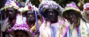 Ternos de Congo abrem o encontro e celebram a cultura afro descendente em Passos