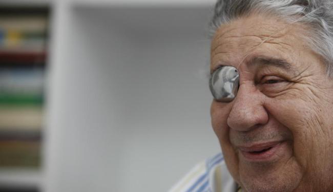 Lúcio Távora | Ag. A TARDE O escultor Tatti Moreno irá comemorar os 45 anos de carreira com um livro