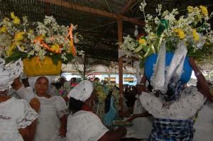 Festa do Bembé – Santo Amaro. Foto: Rita Barreto