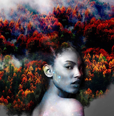 flowers-galaxy-afro-hairstyle-black-girl-magic-pierre-jean-louis-6-468x479