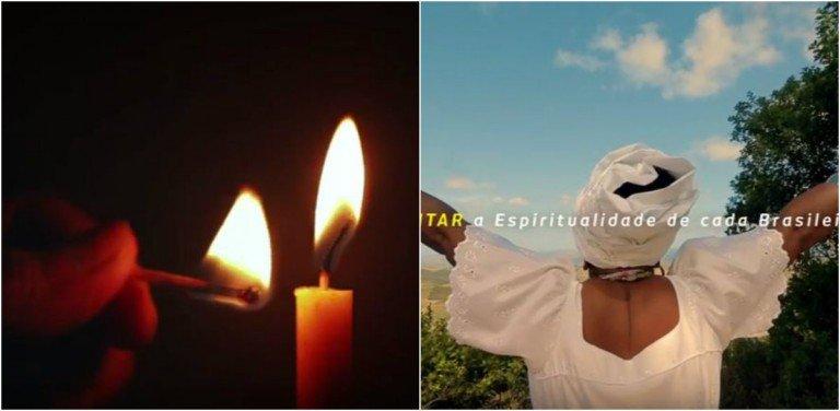 Reprodução/YouTube As religiões de matriz africana são vítimas frequentes da intolerância