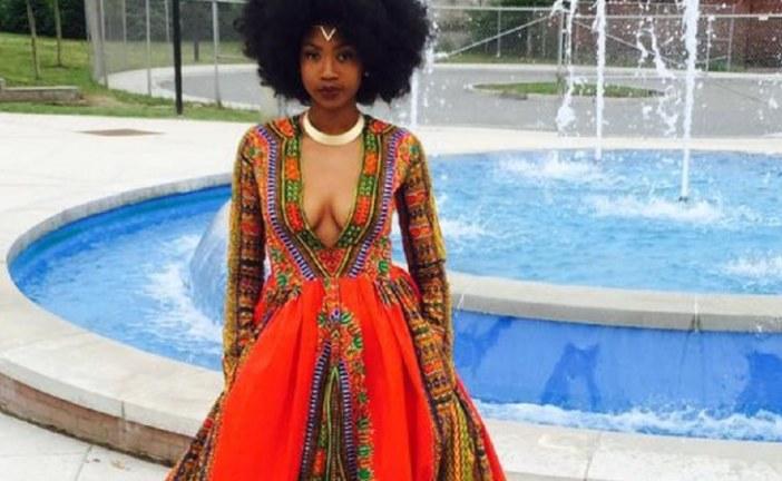 Vestidos afro, a nova tendência dos bailes de finalistas (e não só)