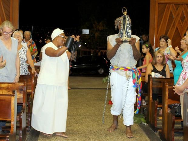 Piracicaba celebra fim da escravidão com missa Afro (Foto: Rosiley Lourenço/ Diocese de Piracicaba)