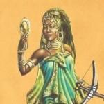 Oxum Kare rege o astral da semana