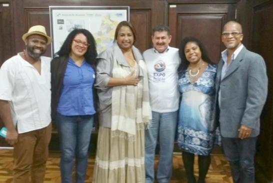 Deputado Paulo Melo discute reabertura do Centro de Promoção da Liberdade Religiosa