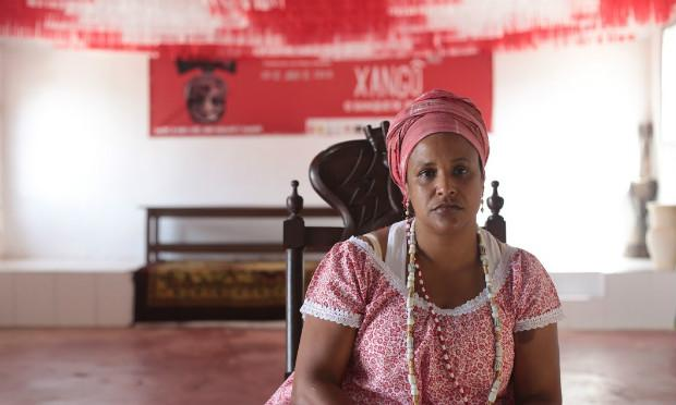 Desde 2014, a celebração do Amalá de Xangô do Terreiro de Mãe Amara foi reconhecida pelo Prêmio Patrimônio Cultural dos Povos e Comunidades Tradicionais de Matriz Africana, promovido pelo IPHANFoto: Luiz Pessoa/ NE10