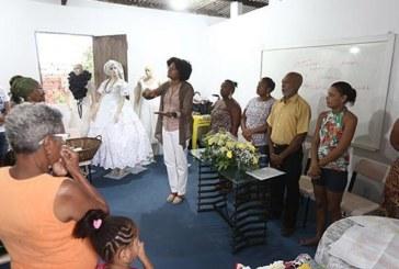Projeto de moda afro tem aula inaugural para 180 mulheres